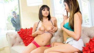Naughtyamerica – MySisters Hot Friend Starring Nina North Violet Starr