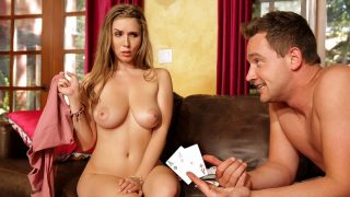 Brazzers – Stepsiblings innocent poker game