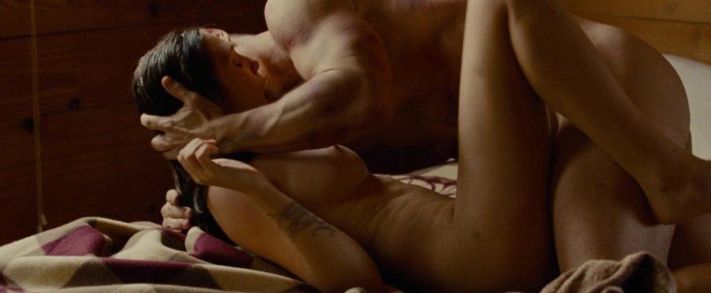 Elizabeth Olsen Sex Scene Oldboy